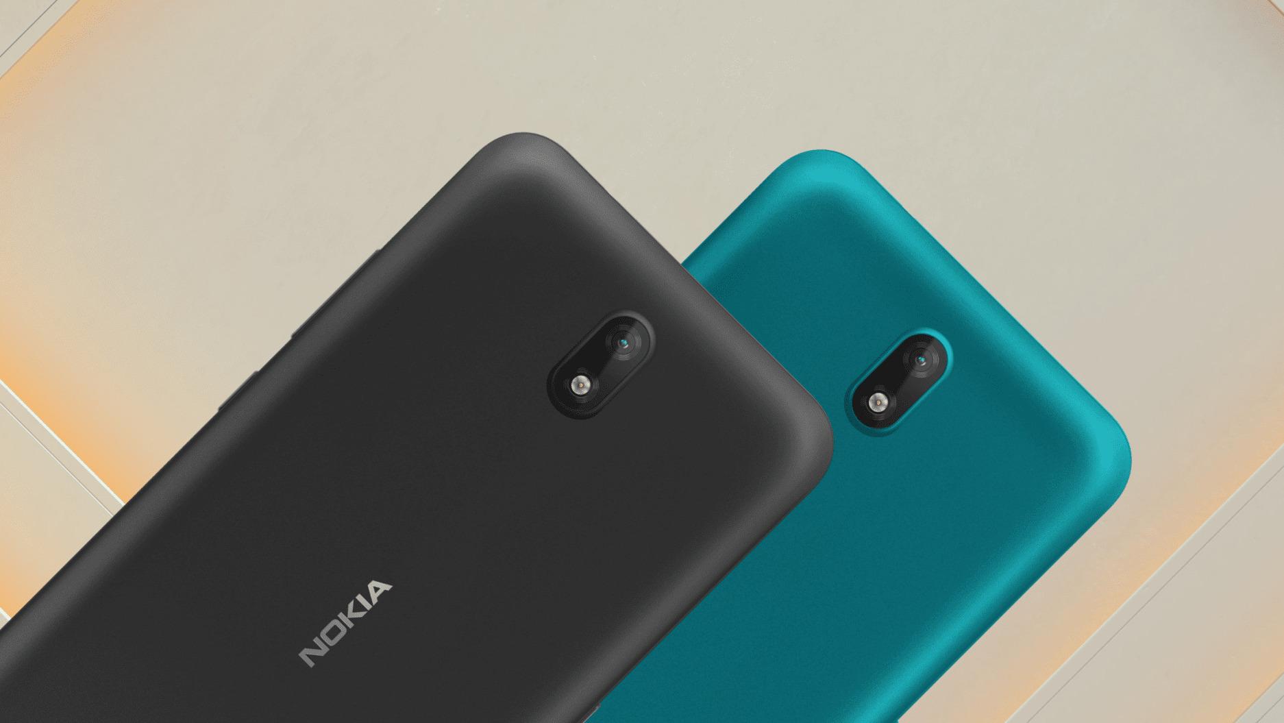 Nokia C2 je novinka s Android Go