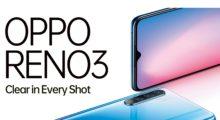 Oppo Reno3 v LTE verzi představen