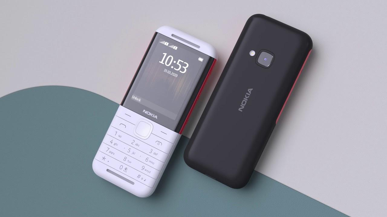 Legenda Nokia 5310 XpressMusic přichází do Česka [aktualizováno]