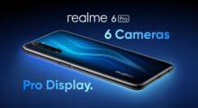 Realme 6 a 6 Pro oficiálně, 90Hz displej a 30W nabíjení
