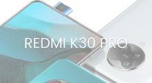 Redmi K30 Pro nabídne zajímavé fotografické schopnosti [aktualizováno]