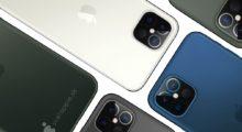 Uniklý obrázek má ukazovat fotoaparát iPhonu 12 Pro