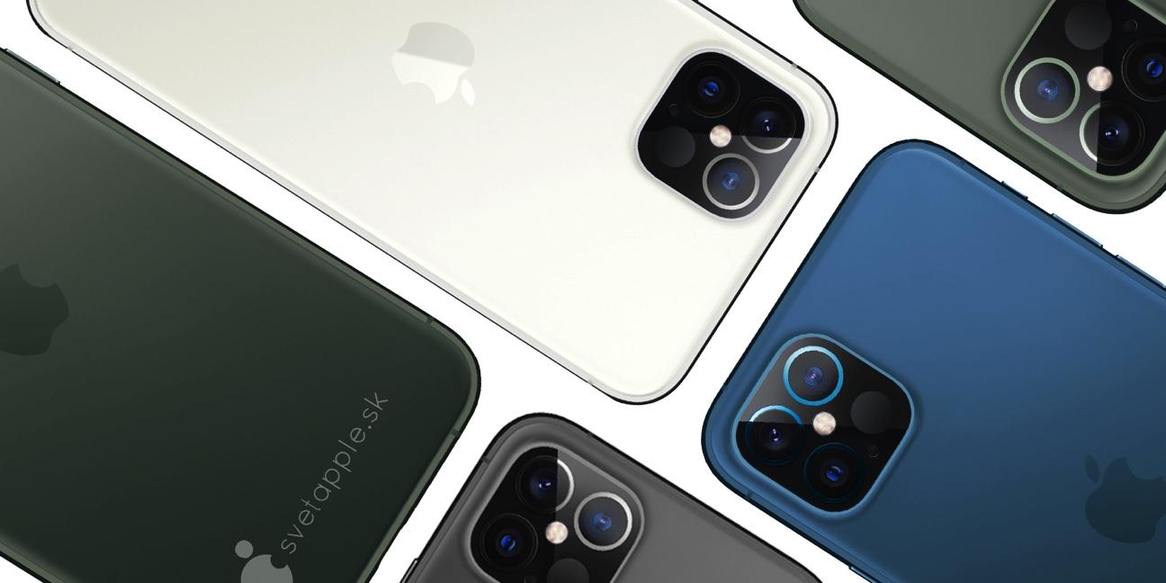 iPhone 2020 se stabilizací snímače, za dva roky periskop