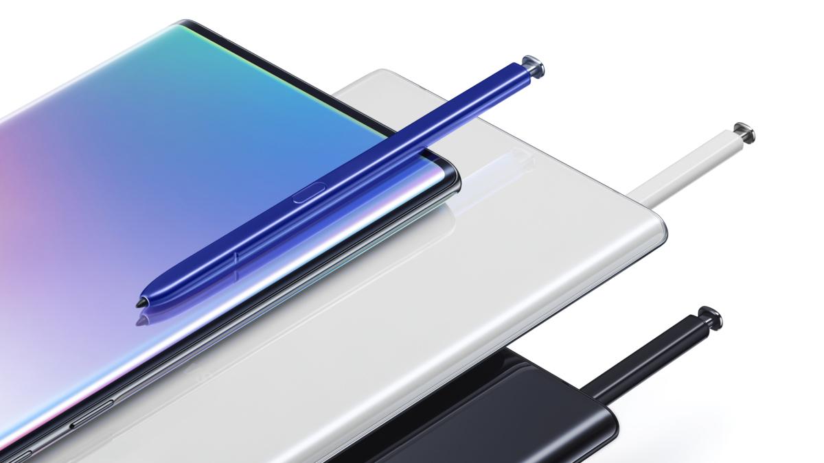 Budoucí Galaxy Note možná nabídne ohebnou konstrukci