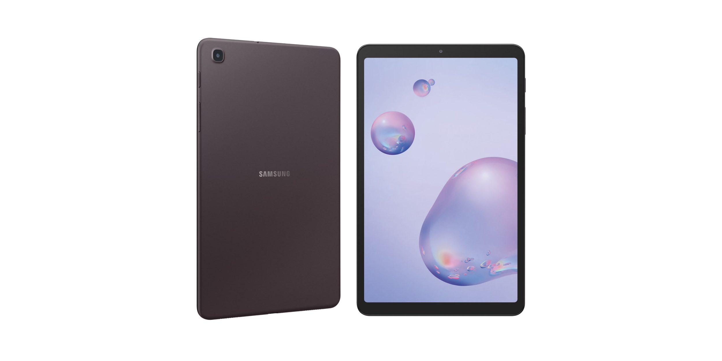 Galaxy Tab A 8.4 přichází s perfektní baterií, USB-C a nízkou cenou