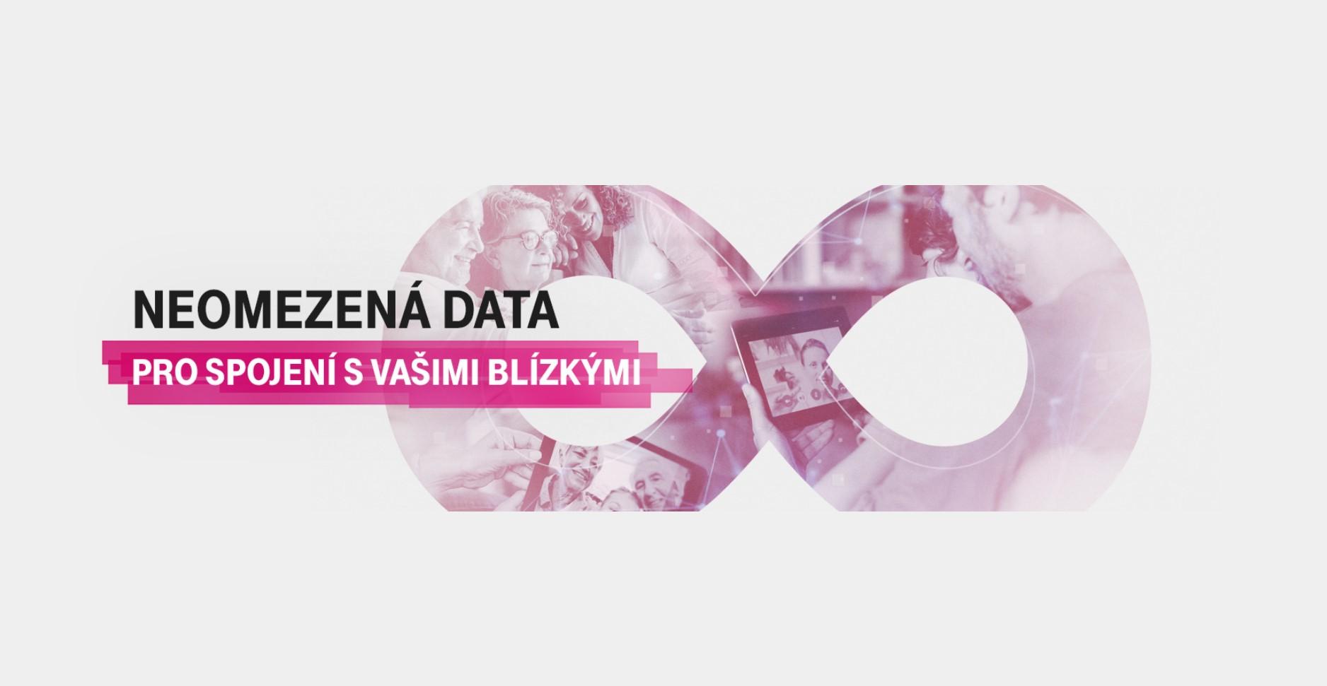 T-Mobile nabízí neomezená data v době krize