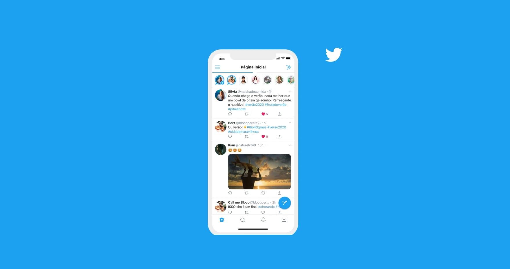 Už i Twitter má Stories, jmenují se Fleets