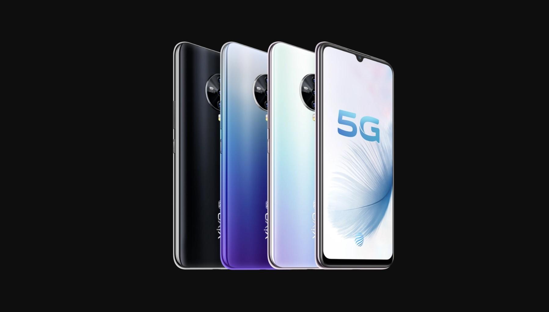 Vivo S6 je novinka s procesorem od Samsungu
