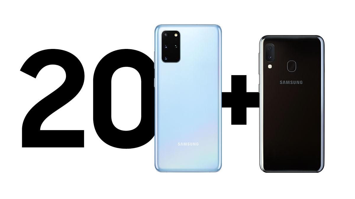 Galaxy A20e zdarma. Při koupi Galaxy S20 teď dostanete druhý smartphone jako dárek [sponzorovaný článek]