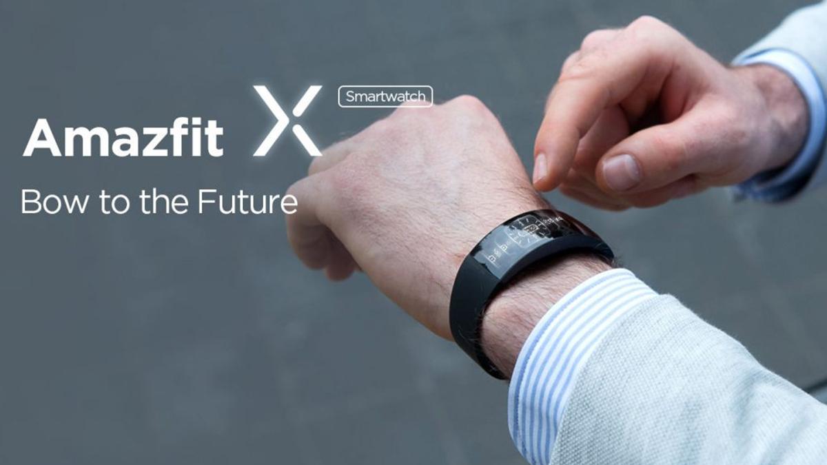 Amazfit X jsou nové chytré hodinky od Huami za 149 dolarů