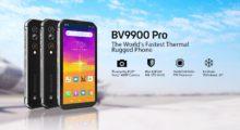 Blackview připravil model BV9900 ve verzi Pro