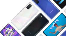 Samsung představil Galaxy A41, stojí 7 999 Kč