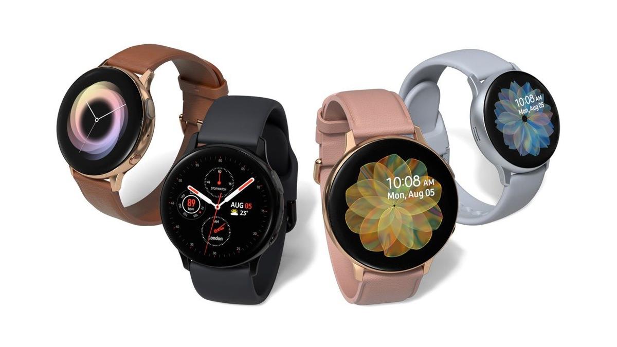 Galaxy Watch Active2 brzy budou umět měřit krevní tlak