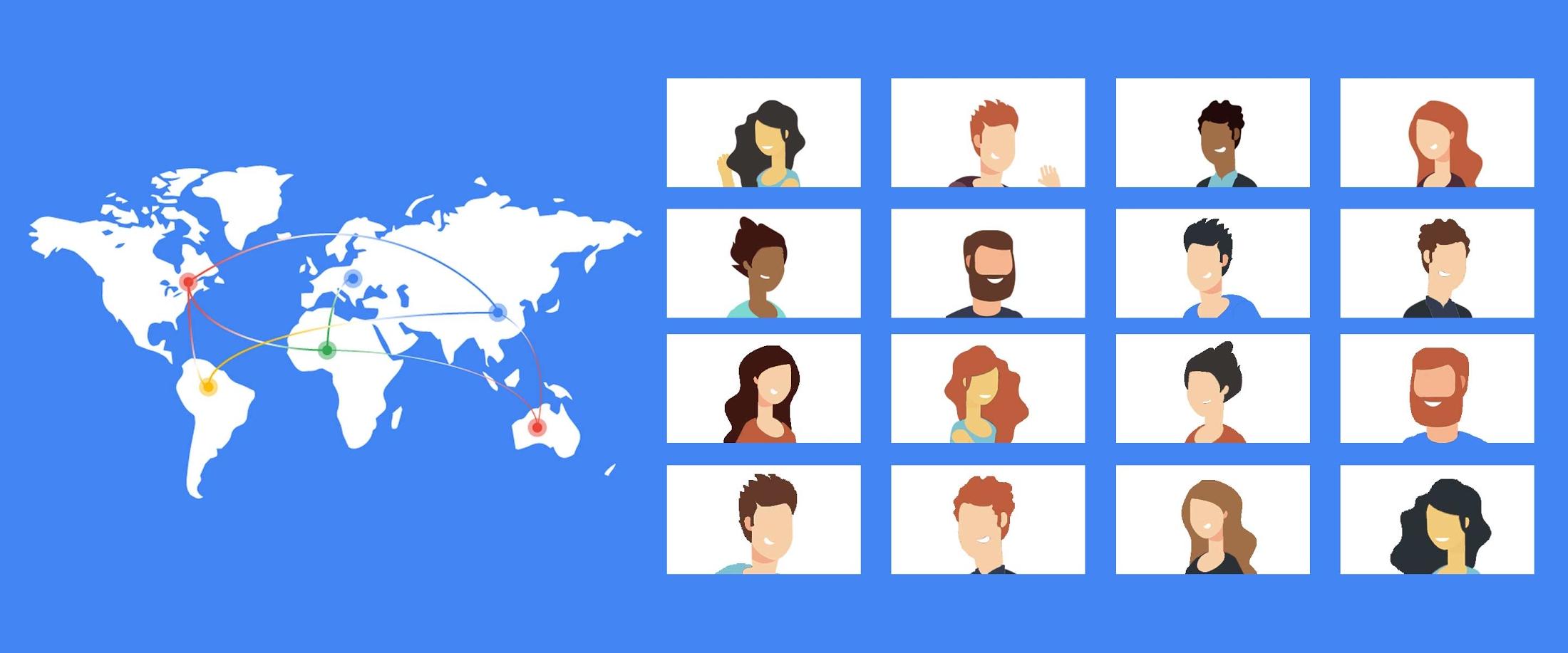 Google Meet získává nové možnosti a vylepšení