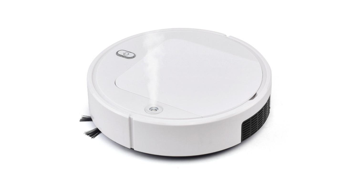 Robotický vysavač s UV dezinfekcí za 850 Kč na Cafago.com [sponzorovaný článek]