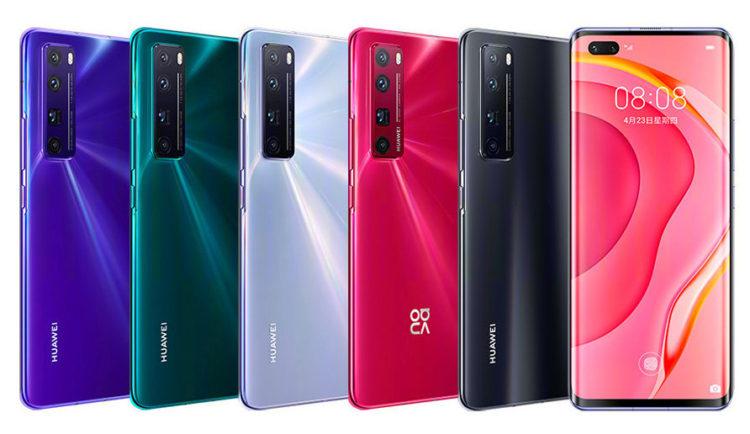 HUAWEI Nova 7 Pro 5G 2 892x516x