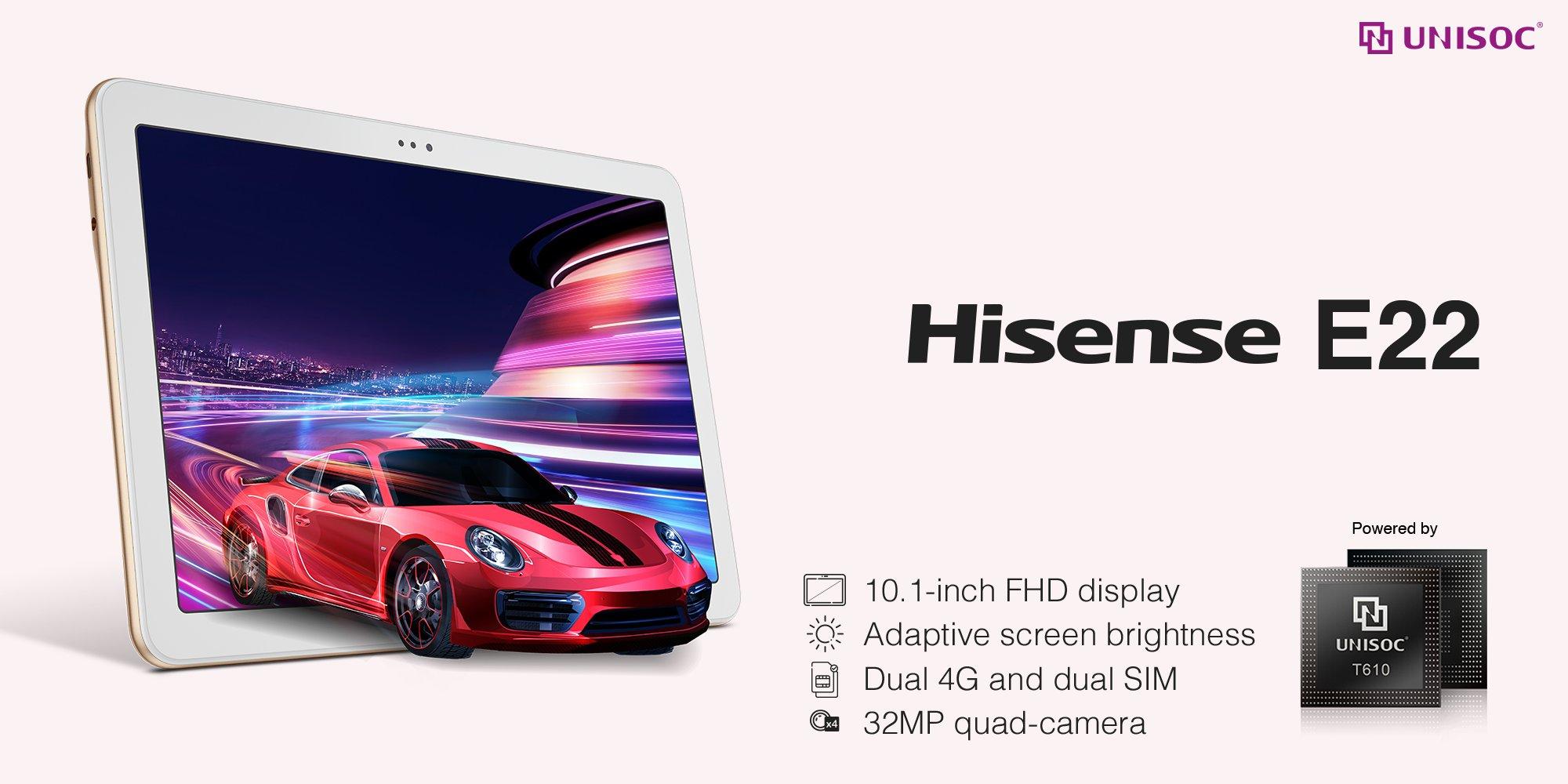 Hisense e22 2000x1000x