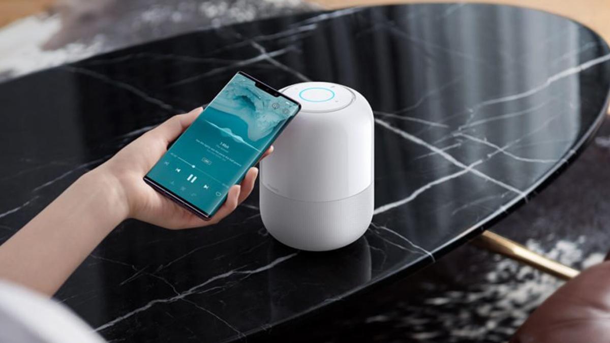 Huawei AI Speaker 2 představen – nový design za stejnou cenu