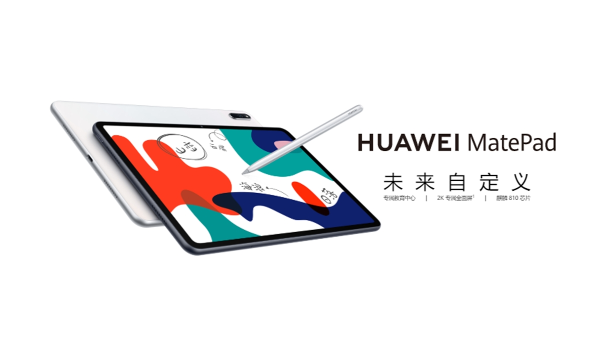 Huawei MatePad přichází do Česka [aktualizováno]