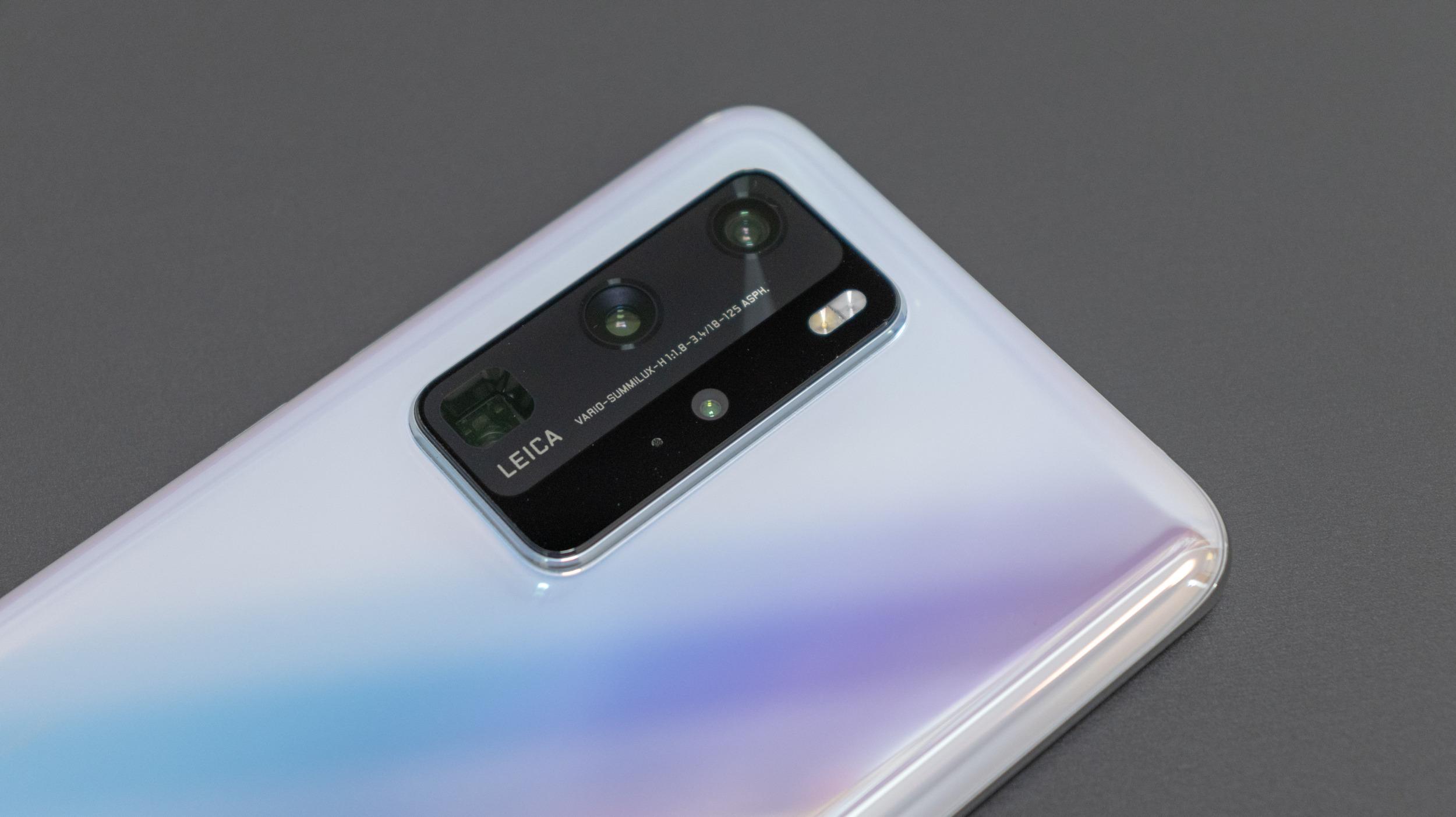 Huawei P50 Pro má jako první telefon použít nový jednopalcový senzor fotoaparátu od Sony