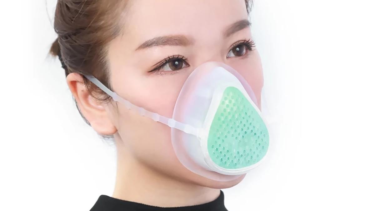 Znovupoužitelný silikonový N95 respirátor v akci na Cafago.com [sponzorovaný článek]