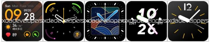 Realme Watch 1 729x147x