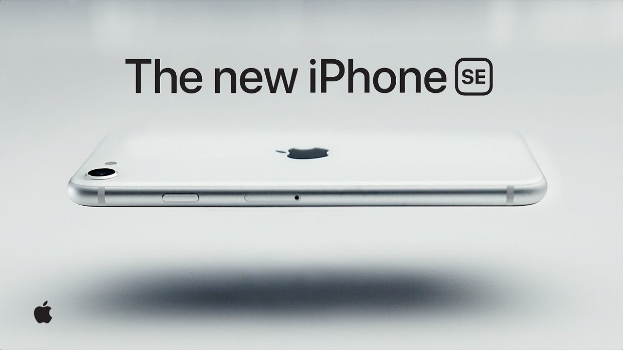 iPhone SE 2020 oficiálně představen. Nabízí nízkou cenu a skvělý hardware