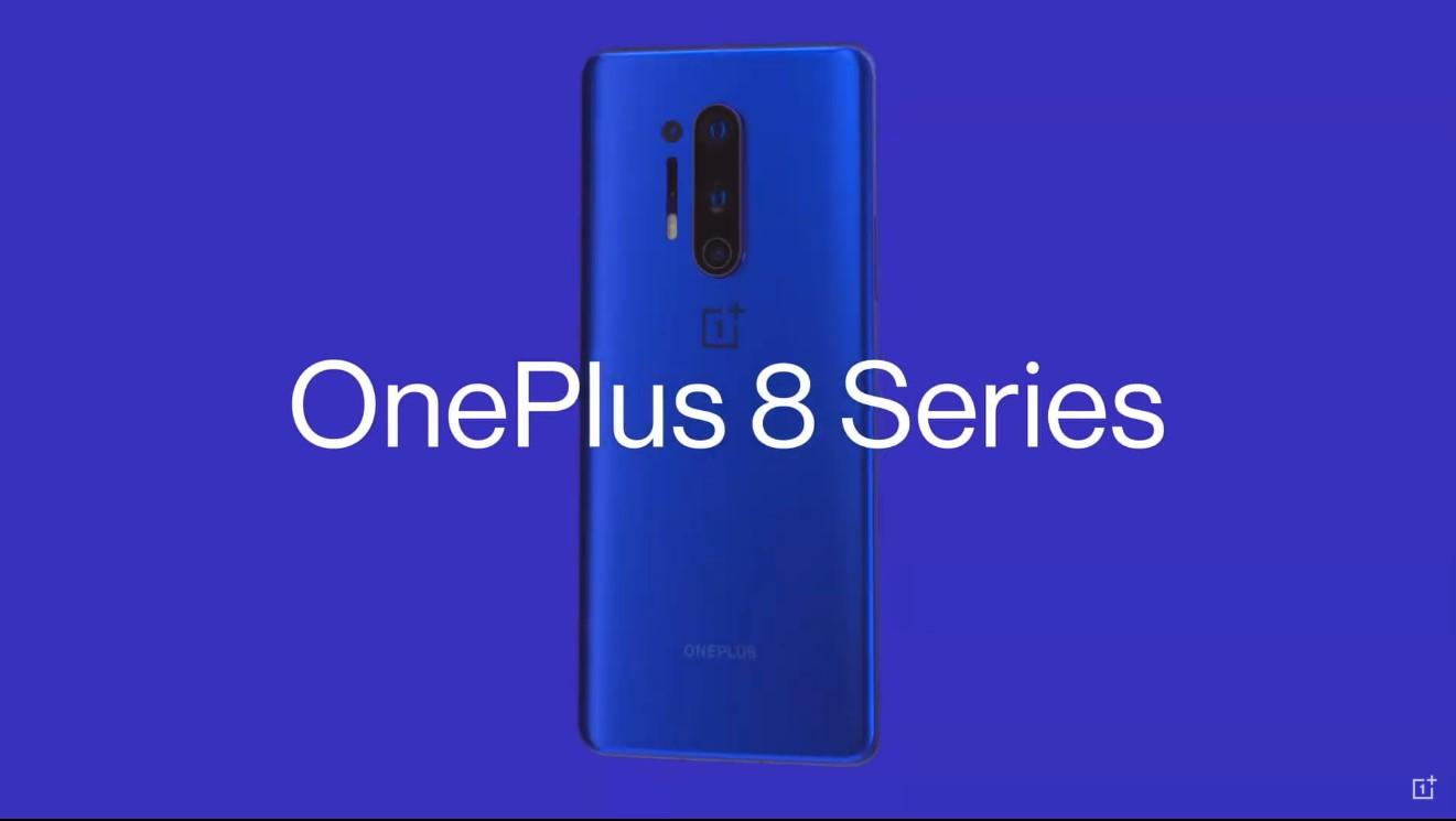 Oficiálně: OnePlus 8 a OnePlus 8 Pro s cenou od 719 eur