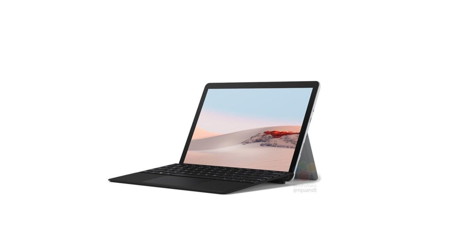 Microsoft Surface Go 2 na prvních obrázcích [aktualizováno]