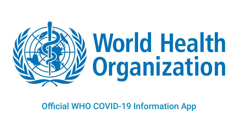 WHO COVID-19 bude nová aplikace od Světové zdravotnické organizace