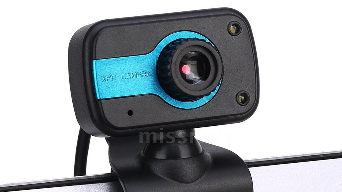 Webkamera jen za 305 Kč v akci na eBay [sponzorovaný článek]