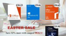 Windows 10 a kancelářský balík Office v akci na u2key! [sponzorovaný článek]