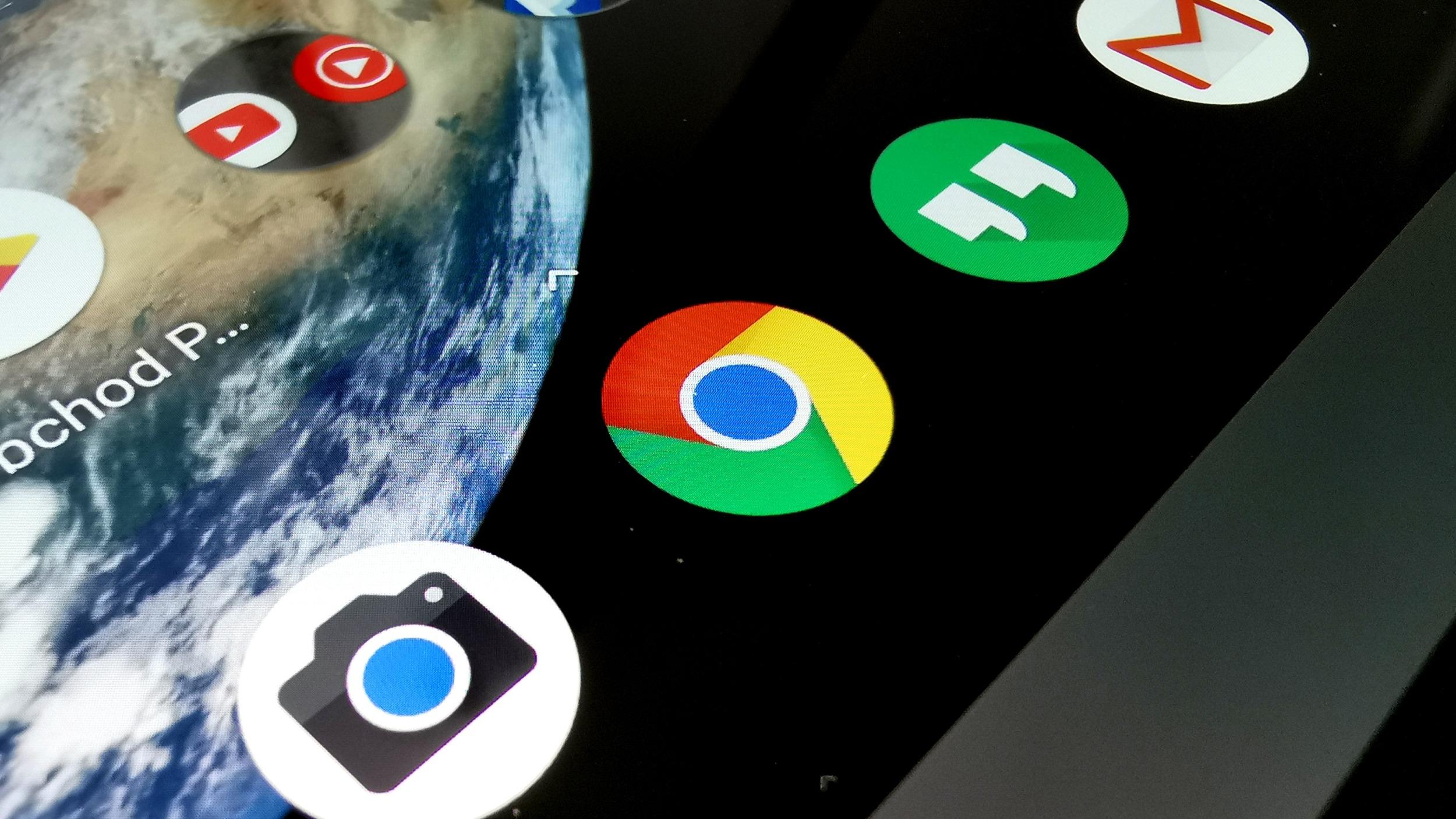 """Chrome zablokuje reklamy, které """"ždímají"""" smartphony"""
