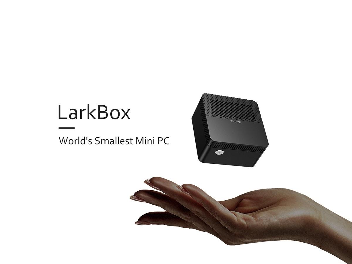 LarkBox je 4K mini počítač o velikosti jablka [sponzorovaný článek]