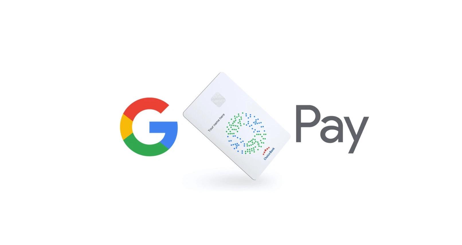 Uniká podoba Google Card, budoucí konkurence pro Apple Card