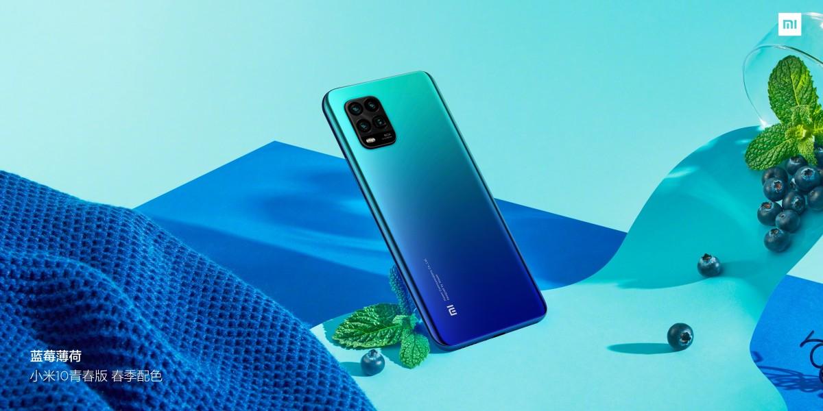 Xiaomi chystá Mi 10 Youth s pěti barvami