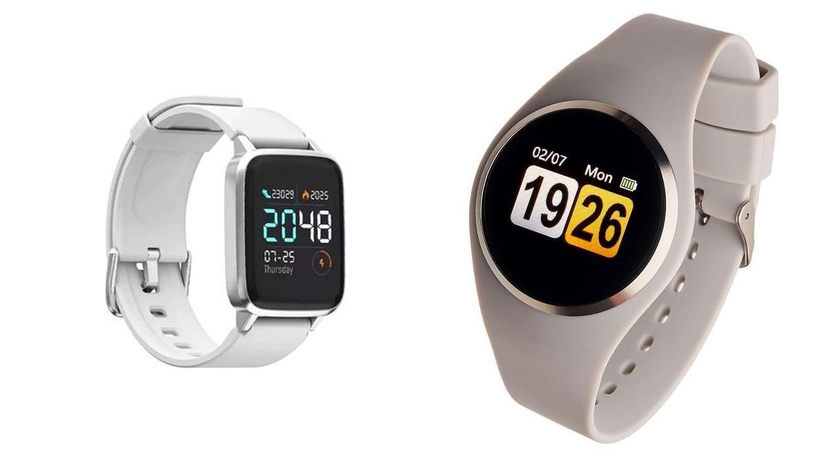 Chytré hodinky nově v obchodech – Xiaomi Haylou LS01, IDA Szary