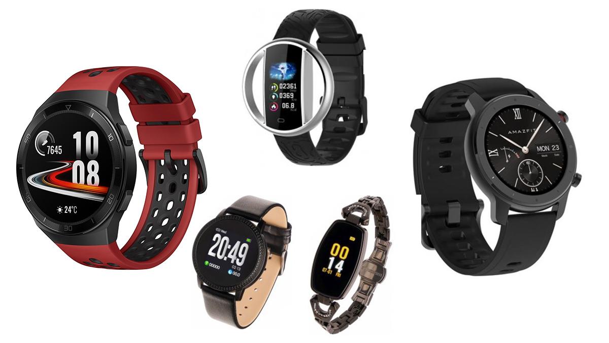 Chytré hodinky nově v obchodech – GT 2e, GTR Lite, Garett Women