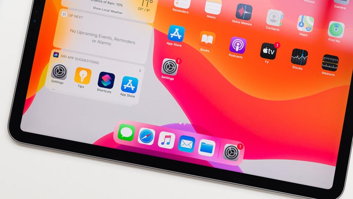 iPad Air ještě letos s Touch ID pod displejem a novým designem