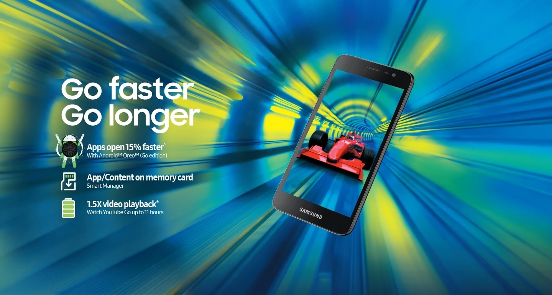 Novinka Samsung Galaxy J2 Core (2020) je až moc velké retro