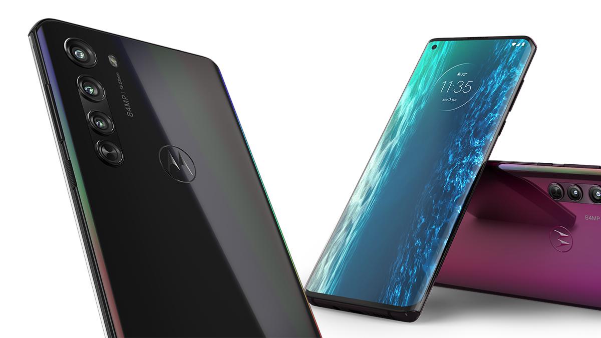 Motorola Edge je další novinka, stojí 599 eur
