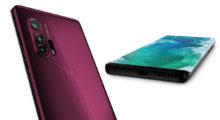 Motorola Edge+ oficiálně, přijde na 1199 eur