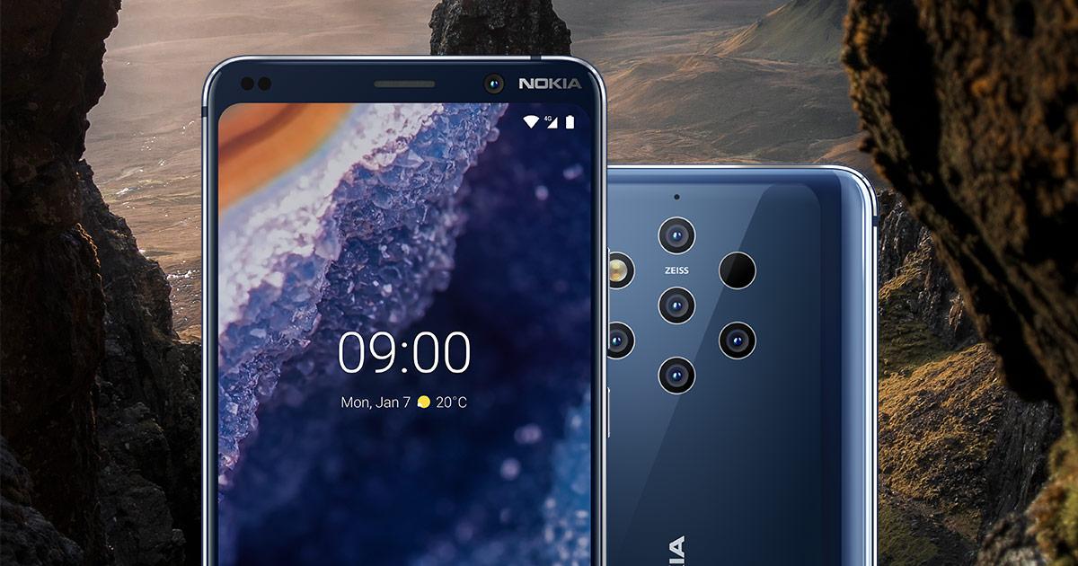 Nokia 9.3 má nabídnout natáčení 8K videa a pokročilý noční režim