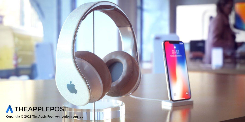 Apple pracuje na náhlavních sluchátkách