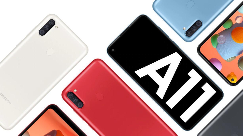 Samsung a Xiaomi prodejními čísly drtí konkurenci