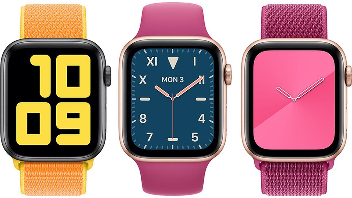 Apple vydal watchOS 6.2.1 s opravou FaceTime