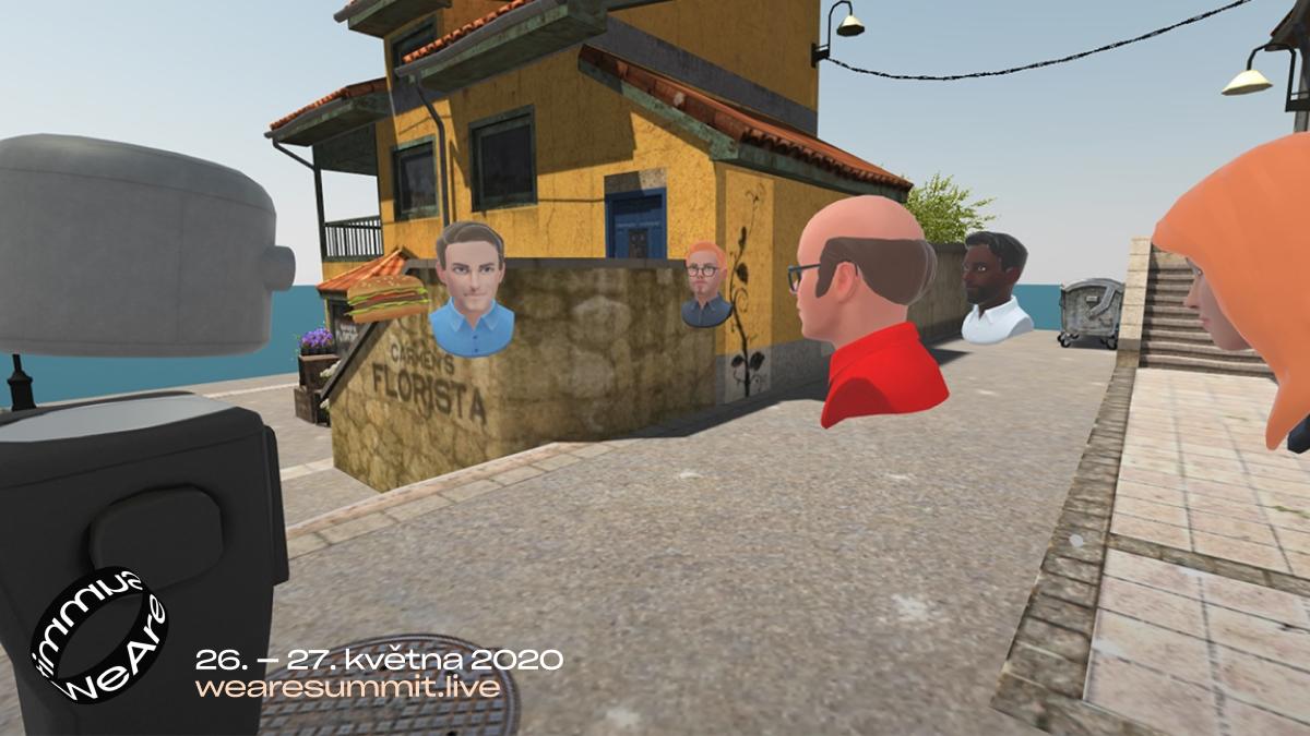 V květnu proběhne první startupová konference na světě ve 3D virtuální realitě
