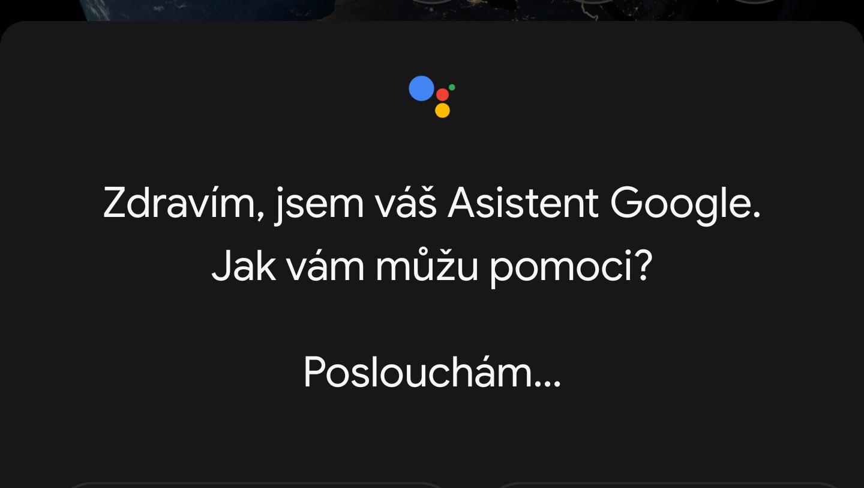 Google Asistent zamíří do bubliny