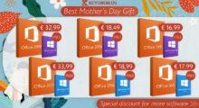 Akce ke dni matek – získejte Windows 10 zdarma k nákupu Office! [sponzorovaný článek]