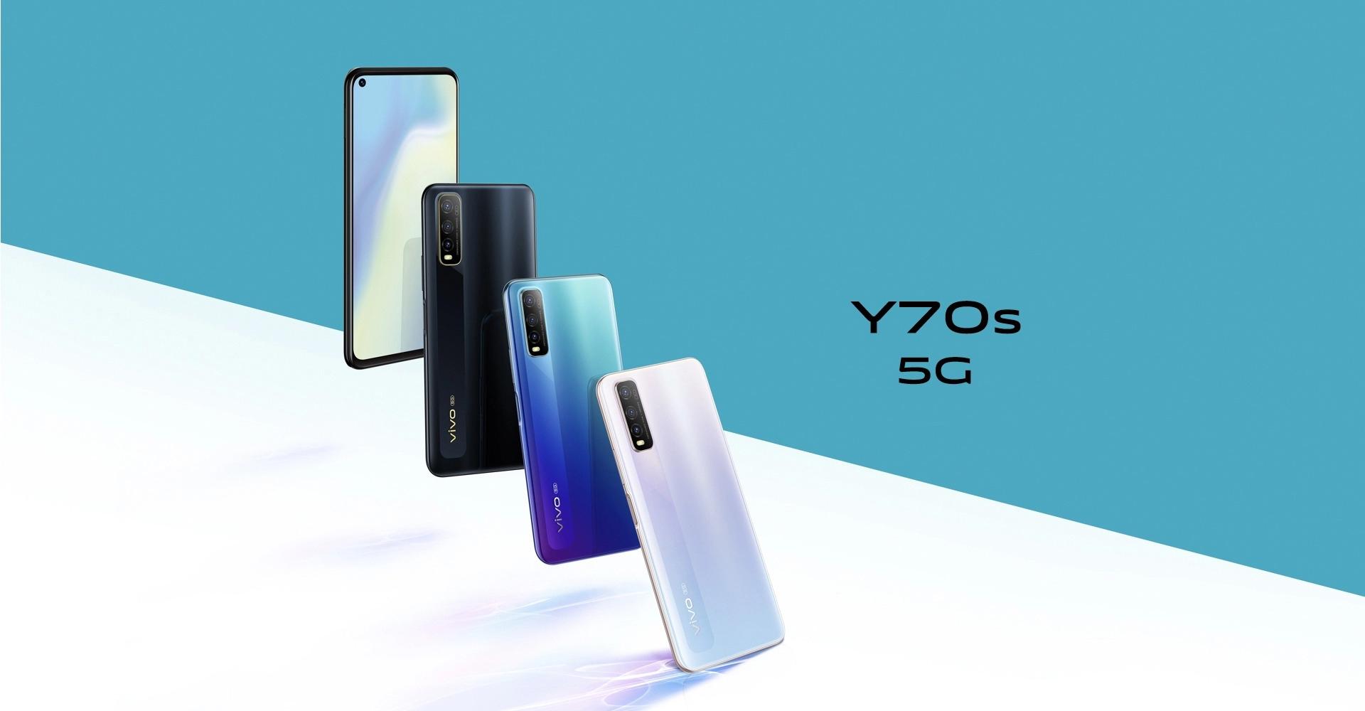 Vivo Y70s přichází s novým procesorem od Samsungu